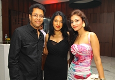 Bollywood Stars At  Producer Anand Saxena B'day
