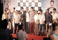 Trailer Launch of Movie The Shaukeens
