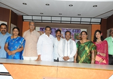 Sri Vasavi Kanyaka Parameswari Charitra Press Meet