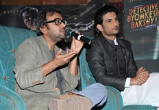 Detective Byomkesh Bakshy Motion Poster Launch