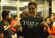 Promotions Of Movie Piku