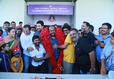 Director Roshan Andrews Bday Celebration