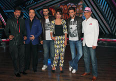 Gunday promoted on the sets of Boogie Woogie Kids Championship