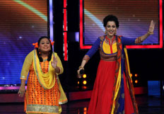 Promotion of film Queen on sets of India's Got Talent - Season 5