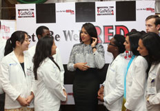 Sameera Reddy aims to stop iron deficiency anemia in India