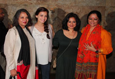 Screening of film Shaadi Ke Side Effects