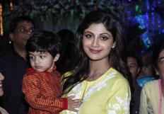 Shilpa Shetty celebrates Ram Navami