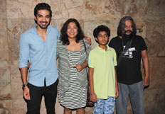 Special screening of film Hawaa Hawaai