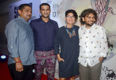 Success party of films Shahid and Ship of Theseus