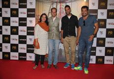 Trailer launch of Katiyabaaz