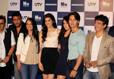 Trailer launch of film Heropanti