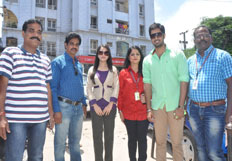 Reshma launches Incredible India staff Blood Donation camp