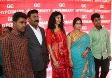 Kamna Jethmalani Launches GC Hypermart