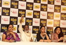 Mirchi Music Awards South 2013 Grand JuryPress  Meet Images