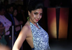 Celebs at The Pink Affair Fashion Show