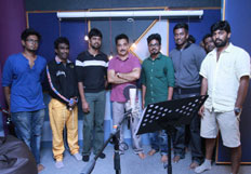 Kamal Haasan Sings For Avam Stills