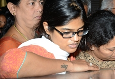 Uday Kiran Condolences Photos