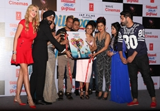 Music launch of Dilliwali Zaalim Girlfriend