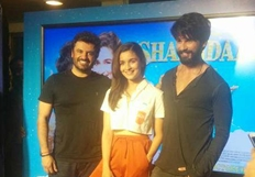 Song Launch of Shaandaar
