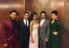 Team Dil Dhadakne Do is Having Too Much Fun in Dubai