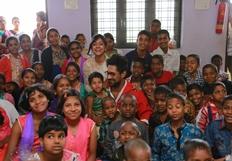 Varun Sandesh and Vithika Sheru Christmas Celebrations