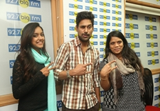 Varun Sandesh and Vithika Sheru at 92.7 Big FM Photos