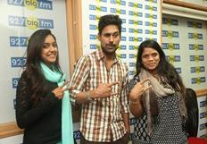 Varun Sandesh and Vithika Sheru at 92.7 Big FM Photos