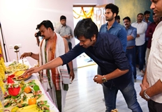 Sudheer Babu 70MM Entertainments Movie Opening