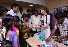 Raai Laxmi Birthday Celebration Stills