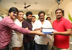 Yevado Okadu Movie Opening Photos