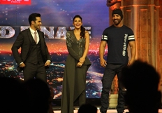 India's Got Talent grand finale with Dishoom Actors