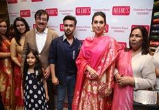 Karishma Kapoor Launches Neeru's Collection At Chennai