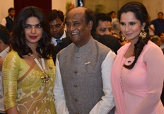 Rajinikanth at Padma Award Function Photos