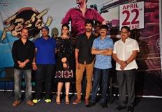 Sarrainodu Film Press Meet Stills