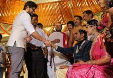 Director Krish weds Ramya