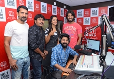 Dwaraka Song Launch At Red FM Photos