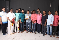Director Ezhil & Actor Udhayanidhi Movie Pooja Photos