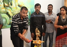 Ganesh 365 Art Exhibition Inauguration Photos