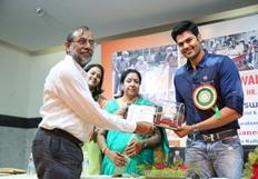 Actor Ganesh Venkatraman Inaugurates Agar Fest Swachh Bharat 2016