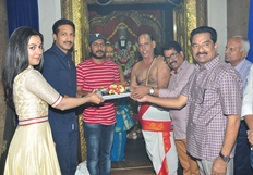 Gopichand And Sampath Nandi Movie Opening Photos