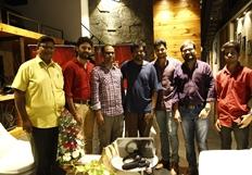 Nenostha Movie Teaser Launch Photos