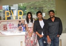 Srirastu Subhamastu Big Ticket Launch Photos