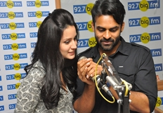 Thikka Movie Team At Big FM Photos