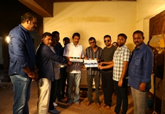 Film Department - Production No 3 Movie Pooja Stills
