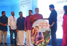 Munthiri Vallikal Thalirkkumbol Audio Launch