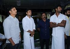 Nadigar Sangam Mourning Meeting Photos