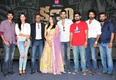 Kshanam Press Meet Photos