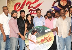Lajja Audio Launch Photos