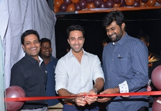Navadeep Launch Steamz Coffee Lounge Photos
