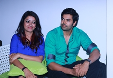 Ganesh Venkatraman And Nisha Celebrate Valentine Day With Cinema Rendezvous